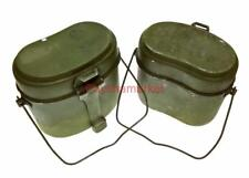 Russian Kettle Army Ussr Mess Kit Military Lunch Box Canteen Pot Camping Cook