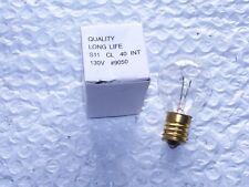 S11 CL 40W INT. E17 Base 130V S11CL Clear 40 Watt Incandescent Bulb