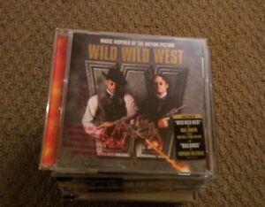 Wild Wild West - Original Motion Picture Soundtrack (CD, 1999, Interscope)