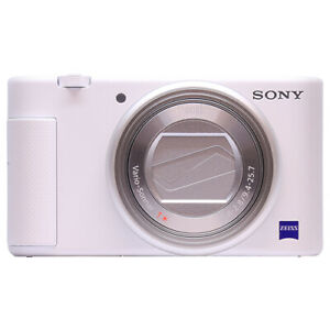 Sony ZV-1 20.1MP Digital Camera 4K Video White