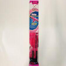 "Kite Pink Flamingo Ultra X Deluxe Nylon Kite 76"" Wide Wing Span Airstream"