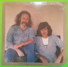 """Crosby Nash """"Whistling Down The Wire""""  ABC Records ABCD-956   1976"""