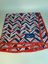 Vintage Designer Silk Square Scarf/wrap Mint Condition