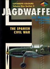 Jagdwaffe : The Spanish Civil War by Eric Mombeek (Luftwaffe)