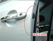 8X Car Accessories Door Edge Guard Strip Scratch Protector Anti-collision Trim k
