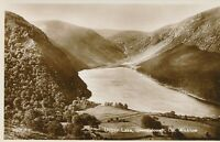 GLENDALOUGH – Upper Lake Real Photo Postcard – County Wicklow – Ireland