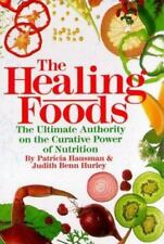 Vintage 1989 Book ~  The Healing Foods by Patricia Hausman and Judith B. Hurley