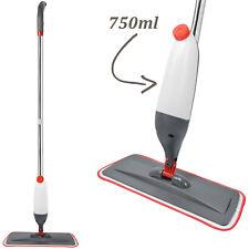 Spray Limpiador de piso fregona Agua Pulverización de mármol Azulejos Microfibra Cocina Reutilizable