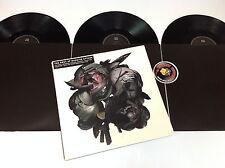 Massive Attack Collected Best Of 3 LP UK 2006 Virgin V 3017 Piranha Records