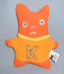 "Naughty Naughty Pets KIEFER  9.5"" Plush Scary Stories Fiesta Toys"