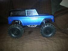 scx10 wraith axial crawler 4x4 wroncho bronco custom built