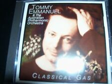 Tommy Emmanuel & The Australian Philharmonic Orchestra Classical Gas CD