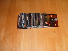 Basic set 81 Inkworks Alias 2002 Trading Cards Excellent Condition
