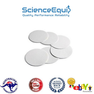 Filter Paper Laboratory Filtration Qualitative Circle Shape, 90 mm Pack of 100