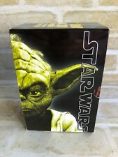 STARWARS - THE COMPLETE COLLECTION - EPISODES I~VI - 6 SOFTCOVER BOOK SET