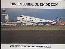 Rebo Book Tussen Schiphol en de Zon Wim Schoenmaker (Nederlands)