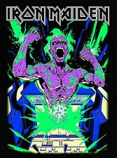 Iron Maiden - Speed Of Light EP Heavy Metal Sticker or Magnet