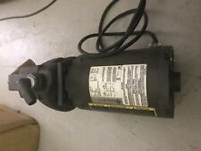 FRANKLIN ELECTRIC Pump,1-1/2 HP,115/230VAC,1 Phase