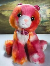 Aurora Kittipillars and puppilons butterfly wings pink cat kitten plush animal