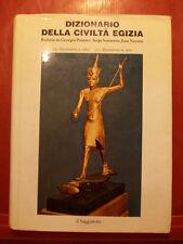DIZIONARIO DELLA CIVILTA' EGIZIA (POSENER, SAUNERON YOYOTTE) IL SAGGIATORE 1983
