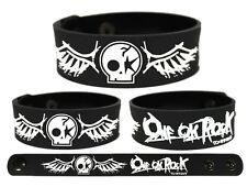 ONE OK ROCK Rubber Bracelet Wristband Niche Syndrome Zeitakubyo