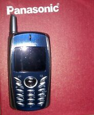 Panasonic G51,BLUE, UNLCOKED TRIBAND WORLDS SMALLEST GSM CELL PHONE. (REFURB)