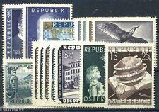 Österreich Jahrgang 1953** komplett (S2861)