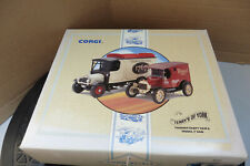Corgi Diecast 97753 Thornycroft Van & Model T Van Set Terry's Of YORK BOXED 1992