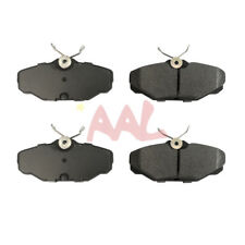AAL Rear BRAKE PADS For 1989 1990 1991 1992 1993 MERCURY SABLE (4 pcs)