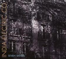 INDIA ELECTRIC CO - SEVEN SISTERS [DIGIPAK] NEW CD