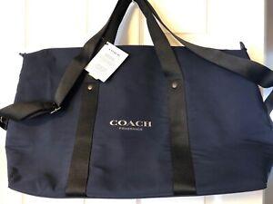 NWT Coach Fragrance Weekend Tote Bag