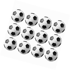 Fancyus 12pcs 32mm in Plastica Calcio Balilla Biliardino Palla
