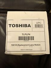 Toshiba TLPLP4 Digital Projector Replacement Lamp Module TDP-P4