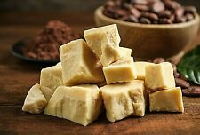 Cocoa Butter from Cacao tree Vegan Natural unrefined food body grade 10g-2kg