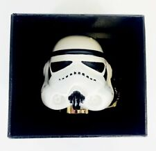 Star Wars Storm Trooper Grinder Herb Spice Crusher 3part