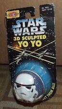 Vintage 1995 Star Wars Storm Trooper 3D Sculpted YO YO MOC ToyBiz Spectra Star