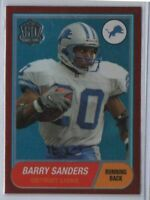 2015 Topps 60th Anniversary Target Red Foil - #T60-BS - Barry Sanders - Lions