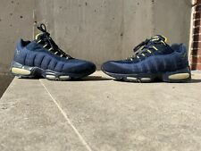 2026679dc0 Nike Air Max 95 OG Yellow Neon Blue Men's Size 13 VNDS