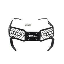 For Honda ADV 150 2019 2020 Front Headlight Grille Guard Cover Protector Decor