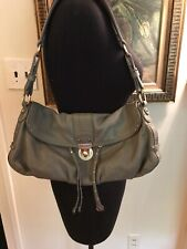 Hayden-Harnett Gray Purse Bag