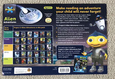 Oxford Reading Tree Project X Alien Adventures Series 1 31 Books . RRP £168.80