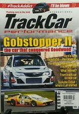 Track Car Performance UK Vol 1 Issue 2 Gobstopper II Race Car FREE SHIPPING sb