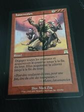 MTG ONSLAUGHT INSURRECTION (FRENCH INSURRECTION) NM