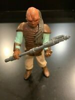 Vintage WEEQUAY Star Wars Action Figure 1983 H.K. - COMPLETE