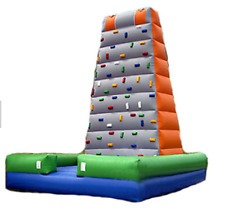 20x20x25 Commercial Inflatable Rock Climbing Wall Bouncer Tower We Finance
