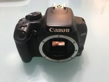 CANON EOS REBEL XS/ 1000D, Black, Body Only, For Parts, No Returns