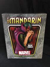 Bowen Designs MANDARIN BUST #560/1800 New in Box Iron Man