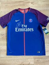 Neymar Jr Signed PSG Shirt