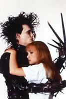 Johnny Depp Winona Ryder Embracing Each Other Edward Scissorhands 11x17 Poster