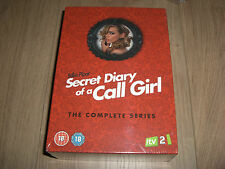 Secret Diary of a Call Girl The Complete Series 1+2 NEU